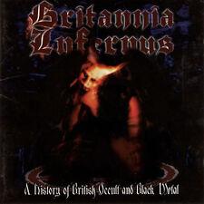 Britannia Infernus - A History of British Occult BM DCD