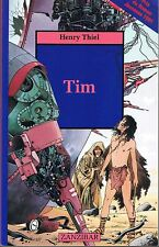 TIM * Henry THIEL * Zanzibar Milan * Roman Science fiction jeunesse french