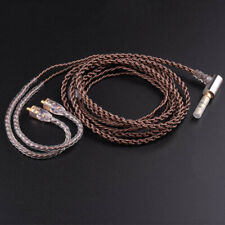 Upgrade DIY MMCX Cable for Shure SE215 SE425 SE535 SE846 Earphone Headphone AUX
