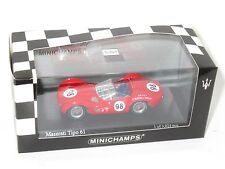 1/43 Maserati Tipo 61 LA Times/Mirror GP Riverside 1960  Carroll Shelby