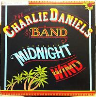 Charlie Daniels Band Midnight Wind LP VG+ PE 34970 1977 White Promo 1A/1D