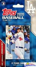 Los Angeles Dodgers 2020 Topps Limited Edition 17 Card Team Set- Gavin Lux RC++