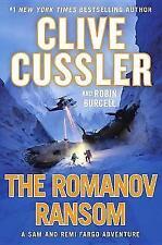 The Romanov Ransom by Clive Cussler (Hardback, 2017)