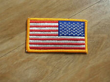 Flagge Aufnäher Patch Abzeichen US-Army USA