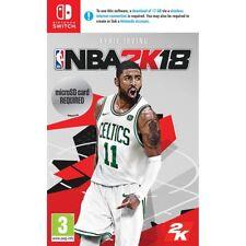 NBA 2K18 Nintendo Switch Game