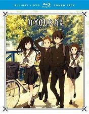 PRE ORDER: HYOUKA: PART ONE (4PC) (W/DVD) - BLU RAY - Region A