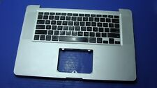 "Macbook PRO A1286 15"" 2009 MB986LL/A Genuine Top Case Keyboard Touchpad 661-5244"
