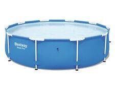Steel Pro Frame Pool 305 x 76 cm Gartenpool Bestway 56677