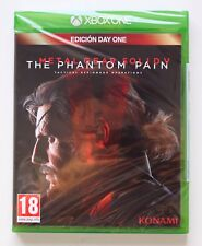 METAL GEAR SOLID V THE PHANTOM PAIN - XBOX ONE XBOXONE - PAL ESPAÑA - NUEVO 5