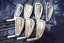 Honma Men LB606 H&F 3stars 18K gold golf (4- 10)  Great Must Check!