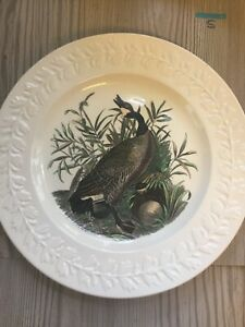 Adams China The Birds Of America Snow goose Plate