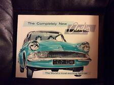 1960 Ford Anglia Sales Brochure