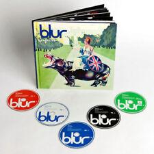 BLUR PARKLIVE COFANETTO DELUXE 4 CD + 1 DVD + LIBRO NUOVO E SIGILLATO !!