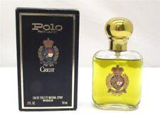 Ralph Lauren Polo Crest Men's Eau de Toilette EDT 2 oz 59 ml Boxed 90% Fill RARE