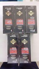 NBA UPPER DECK Basketball 5-Lot Locker Box 1993-94 Series One NIB