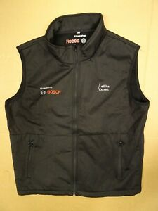 Bosch E-Bike Expert Gillet Size XL Bike Mechanic Jacket