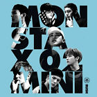 MONSTA X - [RUSH] 2nd Mini Album SECRET Ver CD + Photocard  K-POP Sealed