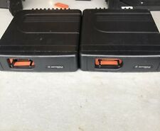 2 Motorola Mcs2000 Mo1hx725w Transmitter Radio 50watt 450 512 Mhz Model Ii
