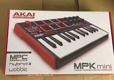 AKAI MPK MINI Mk2-Midi Controller USB Tastiera-mpkmini MKII * NUOVA VERSIONE *