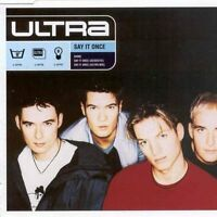 Ultra Say it once (#4236692) [Maxi-CD]