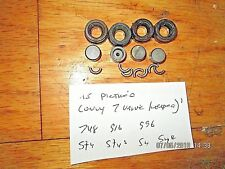 DUCATI OEM Valve Shims Open/Close/keepers 748 916 996 ST4 ST4S S4 S4R  #2