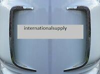 DAF XF 106 Chrome Grill Side Parts 2 Pcs Stainless Steel '' Super Polished''