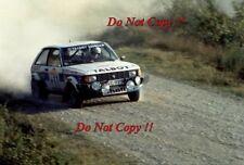 Henri Toivonen Talbot Sunbeam Lotus San Remo Rally 1981 Photograph 4
