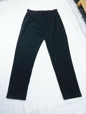 "30.5"" leg       NAVY  WARMER  TROUSERS   should fit size  10"