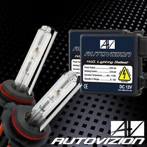 AUTOVIZION 35W Slim Xenon HID Kit H1 H3 H4 H7 H10 H11 H13 9004 9005 9006 9007