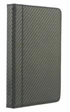 """Kobo,M-Edge, sony, Kindle 4, 5, 7, 8  Carbon black case jacket / Cover  for  6"""""""