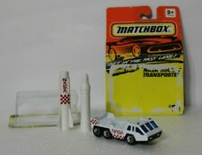 MATCHBOX NASA ROCKET TRANSPORTER #60 NEW, package opened 1993