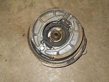suzuki ts185 tc185 front brake panel plate hub ts100 ts125 tc125 1974 1975 1976
