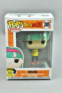 Funko Pop! DBZ Dragon Ball Z Bulma #385