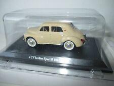 Eligor 1:43 151035 Renault 4 CV Sport R 1062 s.Foto m.OVP WH6549