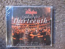 "THE STRANGLERS ""FRIDAY THE THIRTEENTH"" 1998 CLEOPATRA-STILL SEALED CD LIVE SHOW"