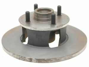 For 1976-1977 Chevrolet Chevette Brake Rotor and Hub Assembly Raybestos 96172KT