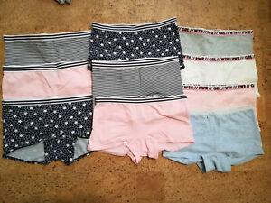 Dawanda Mädchen  Panties Slips Hipster Unterhose Kinder Gr.116-122
