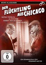 DVD *  DER FLÜCHTLING AUS CHICAGO  # NEU OVP &