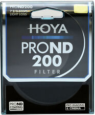 Hoya 72mm Pro ND200 Filter - 72mm ND200  New & Sealed Uk Stock