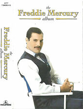 FREDDIE MERCURY THE FREDDIE MERCURY ALBUM CASSETTE QUEEN Rock Pop Parlophone