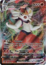 Cinderace VMAX - 19/72 - Ultra Rare Shining Fates Pokemon NM