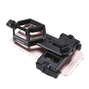 Cellphone Mount Adapter For Binocular Monocular Spotting Scope Samsung System