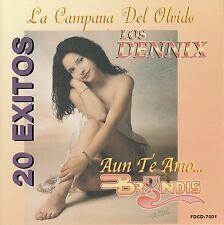 Los Dennix La Campana Del Olvido  Bryndis aun Te Amo 20 Exitos 2CD New Sealed
