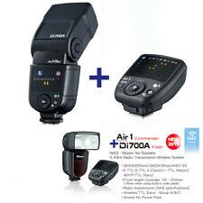 Flash Sony Wireless Nissin Di700A + Comando remoto Nissin Commander AIR 1 Sony