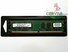 2GB HYNIX DDR2-800 PC2-6400 Non-ECC Unbuffered 240pin 1,8 V hymp125u64cp8-s6 ab-c