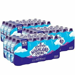 Highland Spring Still Natural Water Sports Cap Kid Multi Pack 330ml 24 - 48 - 72