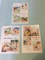 Vintage 1930's Kiddies Of Canyon Country JAMES SWINNERTON Cartoon Pages