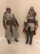 Assassins Creed Action Figures 2 Figures No weapons