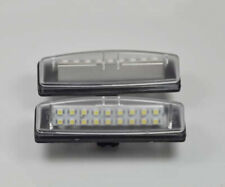 2x Bright Led License Number Plate Light for LEXUS IS200 IS300 GS300 ES300 RX300