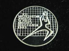 Fußball Münzen aus Polen